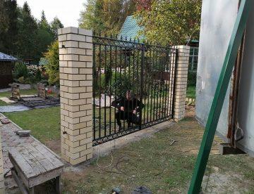 Заборы во Владимире со скидкой Фото 25