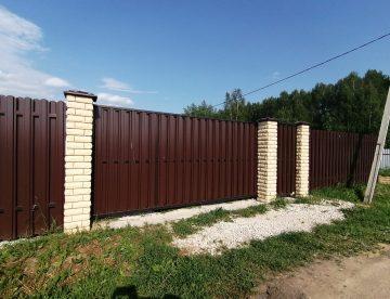 Заборы во Владимире со скидкой Фото 19